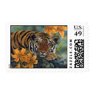 Sello del tigre