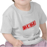 Sello del tipo camiseta