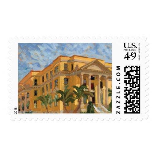 Sello del tribunal del Palm Beach