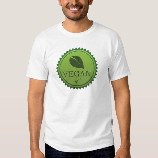 Sello del vegano poleras