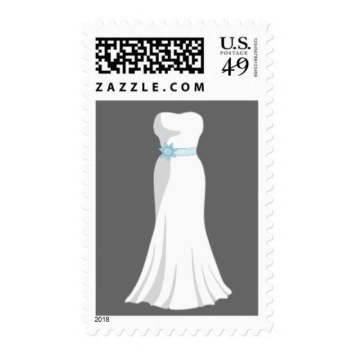 Sello del vestido de boda