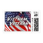 Sello del veterano de Vietnam