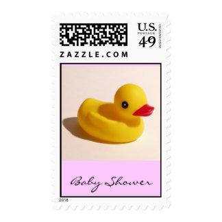 Sello Ducky de goma