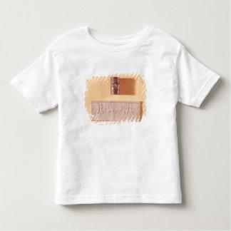 Sello e impresión del cilindro de Akkadian Tee Shirt