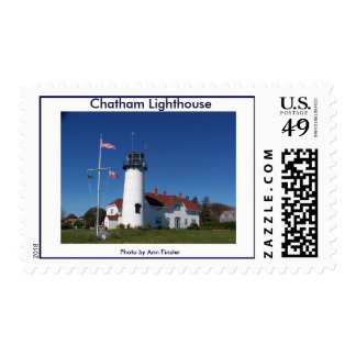 Sello/faro de Chatham, Cape Cod
