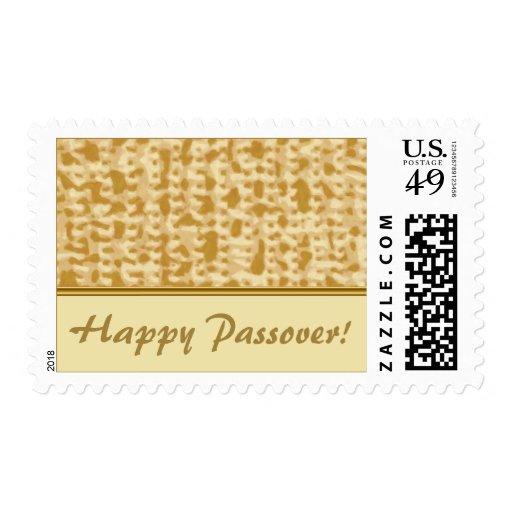 Sello feliz del Passover