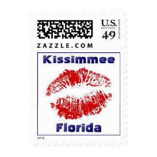 Sello FL del viaje de las vacaciones de Kissimmee