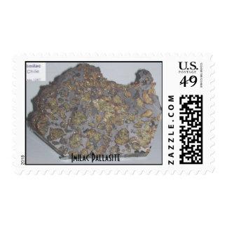 Sello grande de Imilac Pallasite de $.41 centavos