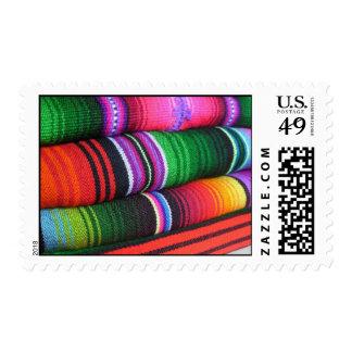 Sello guatemalteco 1 de la tela