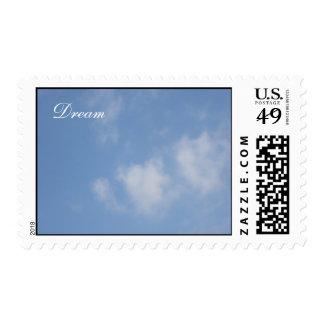 sello ideal de las nubes