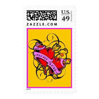 sello infectado travieso