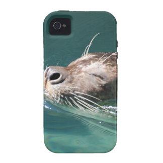 Sello lindo Case-Mate iPhone 4 fundas