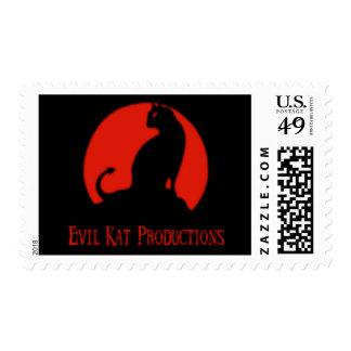 Sello malvado de las producciones del Kat