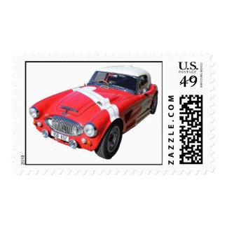SELLO - marca 111 de Austin Healey 3000