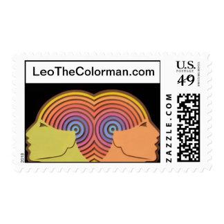 Sello medio de LeoTheColorman.com (revisado)