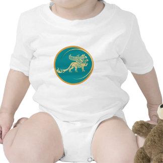 Sello mítico de Gryphon Trajes De Bebé