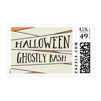 Sello Mummified del fiesta de Halloween