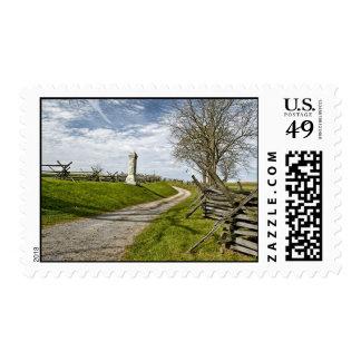 Sello nacional del campo de batalla de Antietam