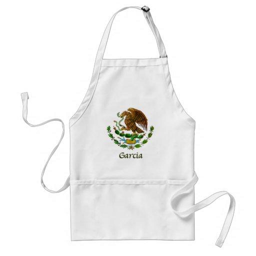 Sello nacional mexicano de García Delantales