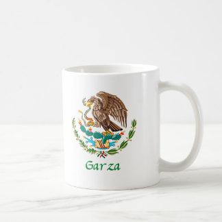 Sello nacional mexicano de Garza Taza
