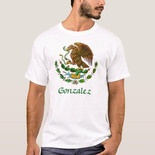 Sello nacional mexicano de Gonzalez Playera