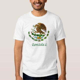 Sello nacional mexicano de Gonzalez Remeras