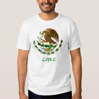 Sello nacional mexicano de López Remera