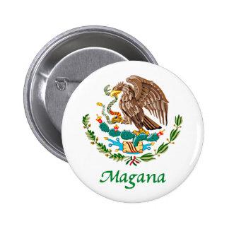Sello nacional mexicano de Magana Pins