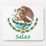 Sello nacional mexicano de Salas Alfombrilla De Raton