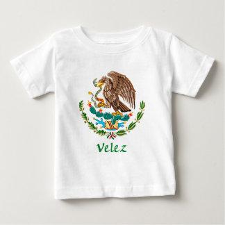 Sello nacional mexicano de Velez Playeras