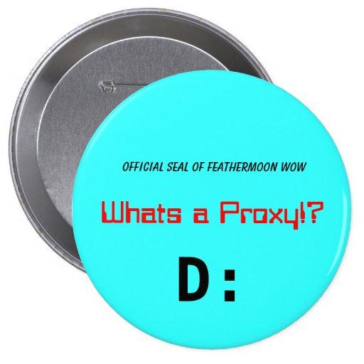 Sello oficial de Feathermoon wow, cuál es un poder Pins