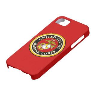 Sello oficial marino de los E.E.U.U. iPhone 5 Carcasas