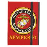 Sello oficial marino de los E.E.U.U. - Semper Fi