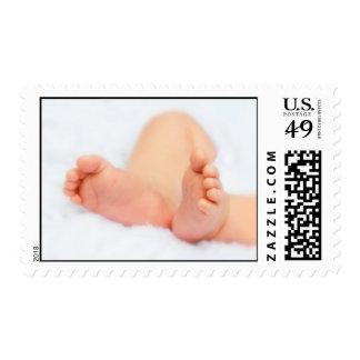 Sello Pies del bebé