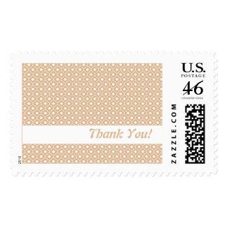 Sello postal de los E E U U del modelo de Argyle