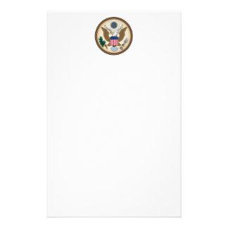 Sello presidencial oficial papeleria