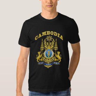 Sello real camboyano playeras