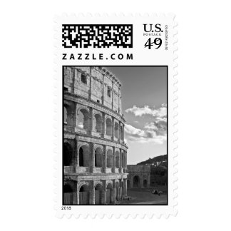 Sello romano de Colosseum