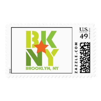 Sello verde de BK Brooklyn