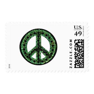 sello verde de la paz