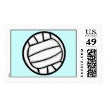 Sello - voleibol