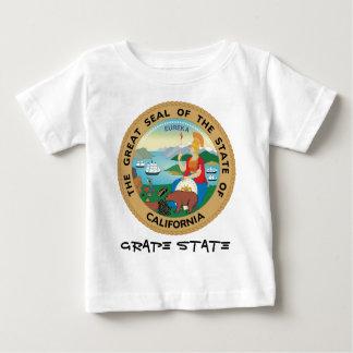 Sello y lema del estado de California Tshirts