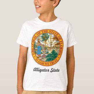 Sello y lema del estado de la Florida Poleras