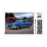 Sellos 1955 clásicos especiales del coche de Buick
