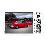 Sellos 1966 clásicos del coche de Mercury Monterey