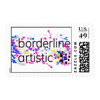 sellos artísticos de la frontera