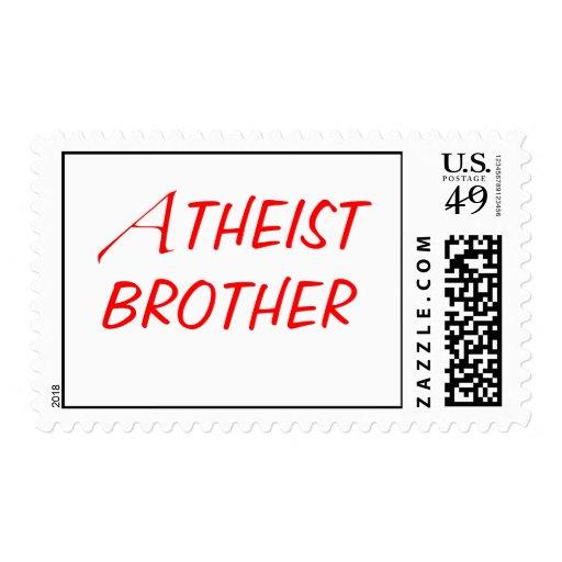 Sellos ateos de Brother