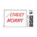 Sellos ateos de la mamá