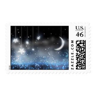 Sellos celestiales de la noche estrellada