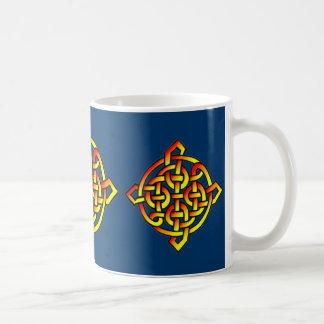 Sellos célticos taza